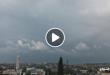 أجواء المنخفض الجوي في بيت حانون