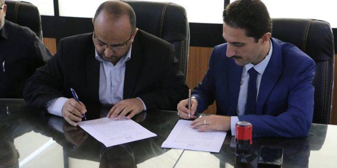 البلدية توقع مذكرة تفاهم مع نقابة الموظفين العموميين